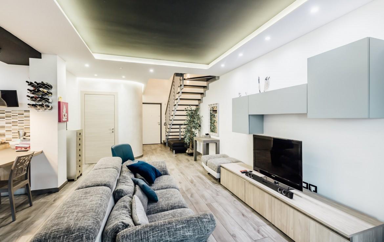 Villa a schiera Via Incoronata Vasto agenzia Di Tullio